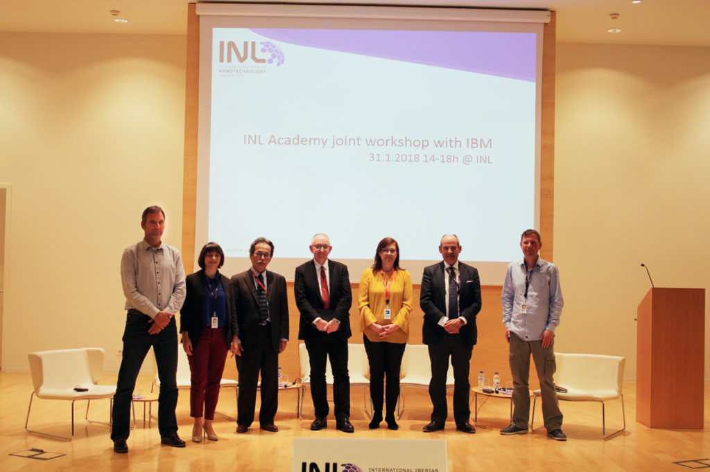 INL Academy Joint Workshop Day 1 Picture